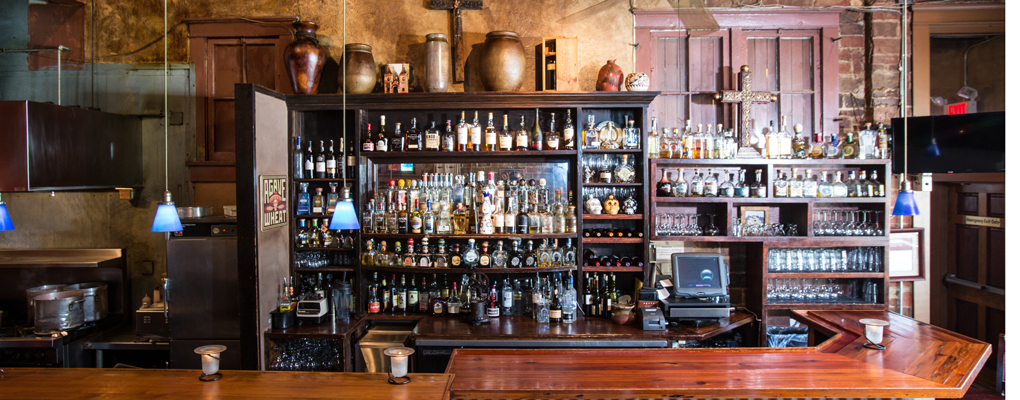 The Bar at Agave