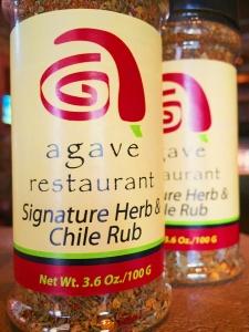 Agave Chile Rub